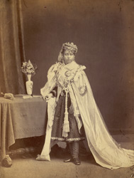 The Begum of Bhopal, GCSI, Nov.1872.